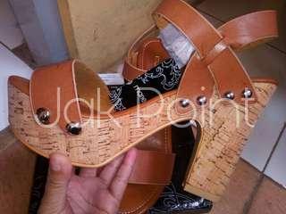 Marie Claire Wedges Sandal Original