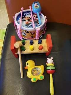 ※※送免費幼兒玩具