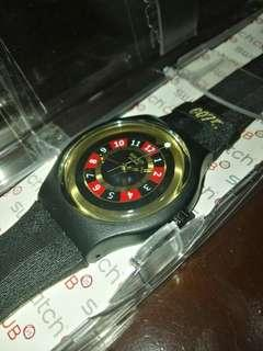 Swatch 007 Licence To Kill