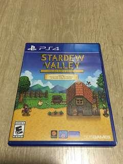 PS4 Stardew Valley - Collector's Edition