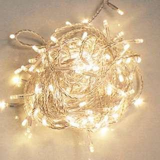 24 small decorative fairy LED lights