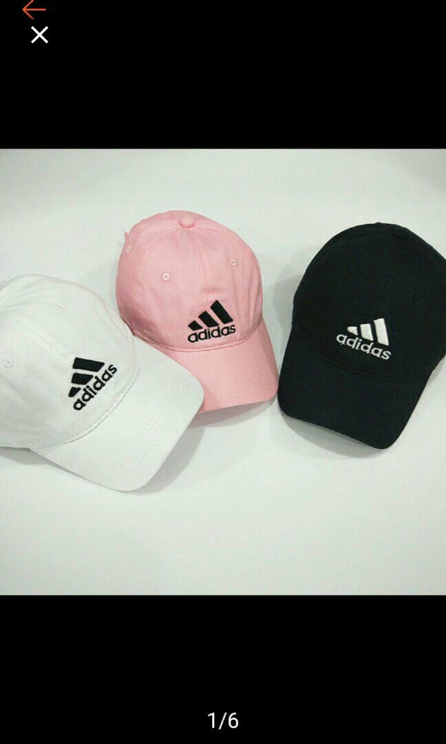 118b4aaf105 Adidas Cap (black in stock)
