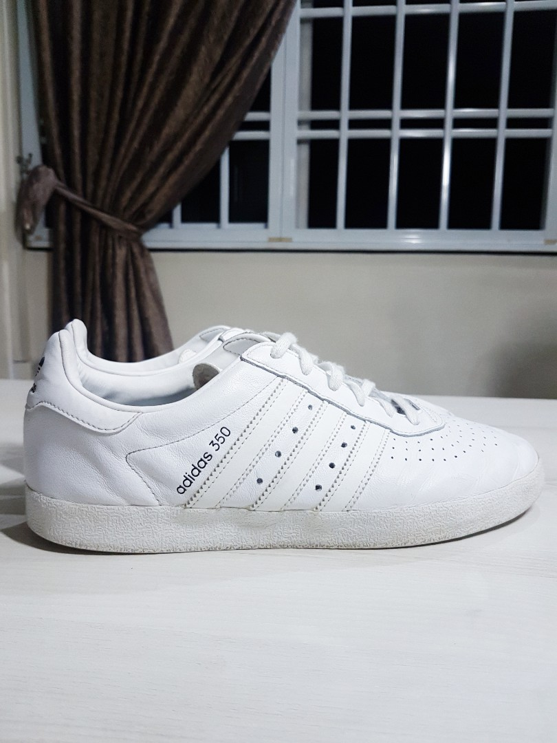 1305ec9f4 Adidas Originals 350 Trainers in white