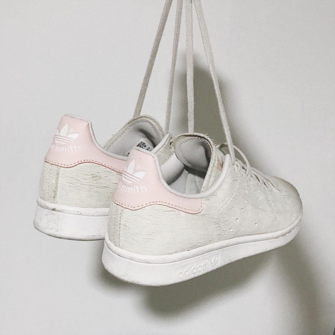 Adidas Stan Smith – pastel pink x nude