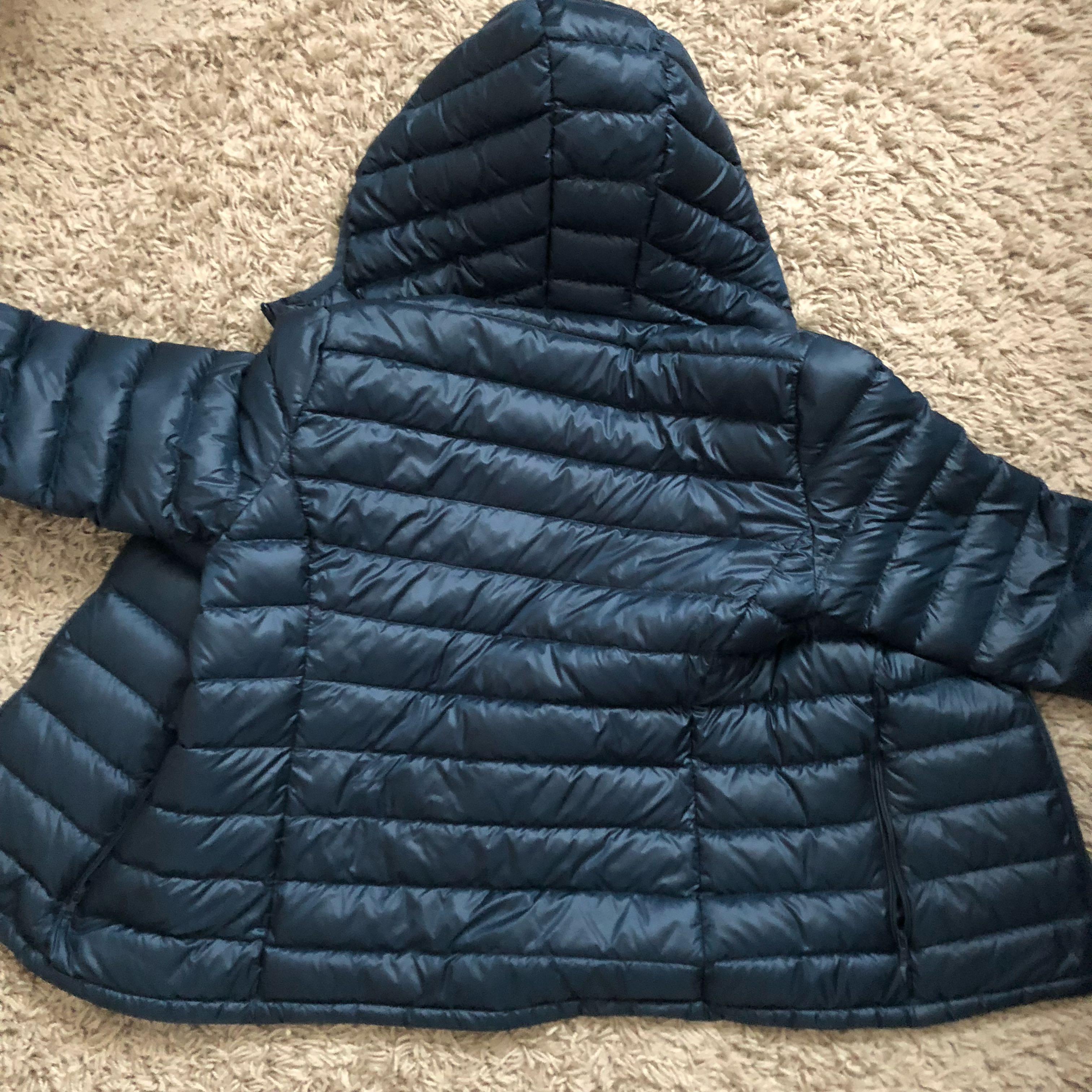 Aritzia botanie puffer jacket medium