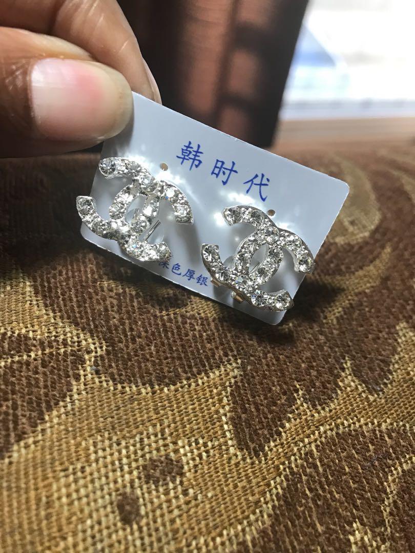 Brand New CC Earrings