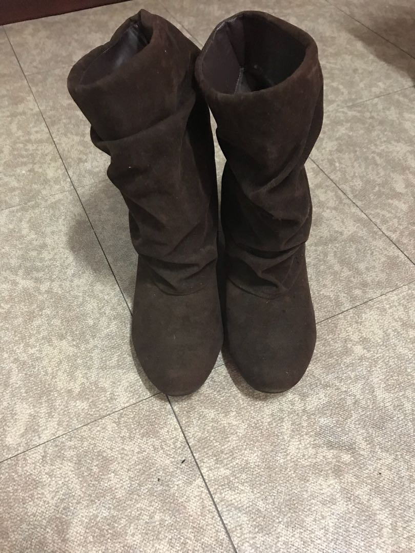 info for c9d2b 25196 Brown boots Journee Collection DSW USA