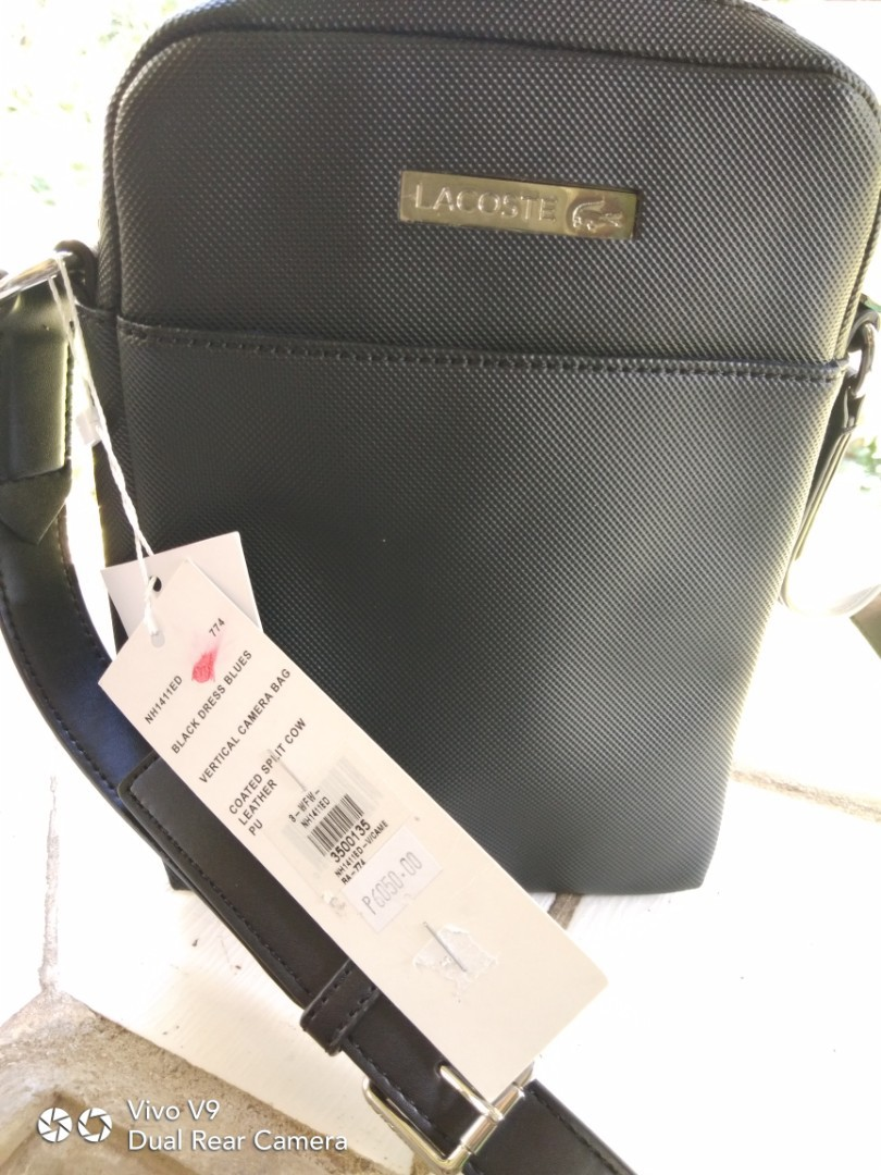 a97faef506fe70 On amp  Bags Carousell Lacoste Men s Camera Wallets Bag Wallets Fashion  q48SXp