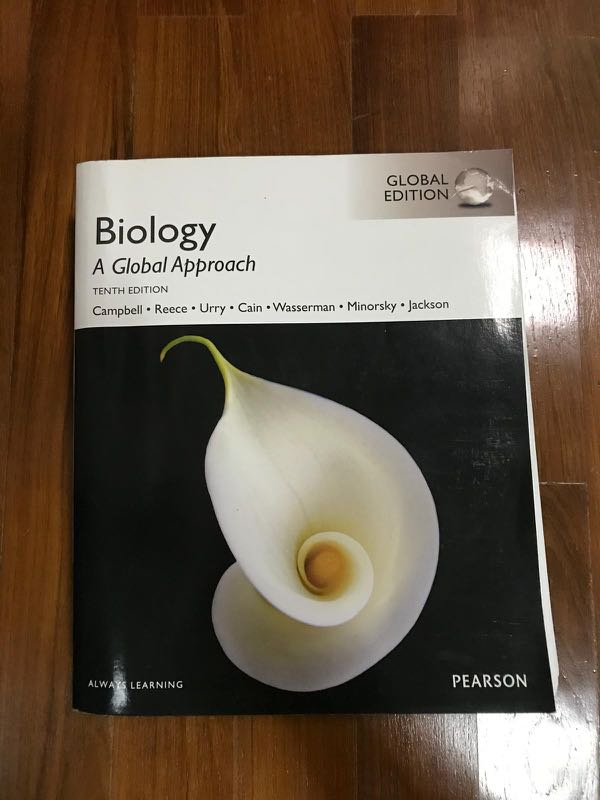 Campbell Biology Ninth Edition Books Stationery Textbooks