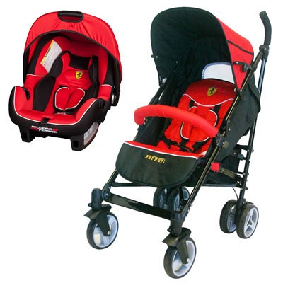 Ferrari Pram Stroller With Baby Carrier Babies Kids Others On