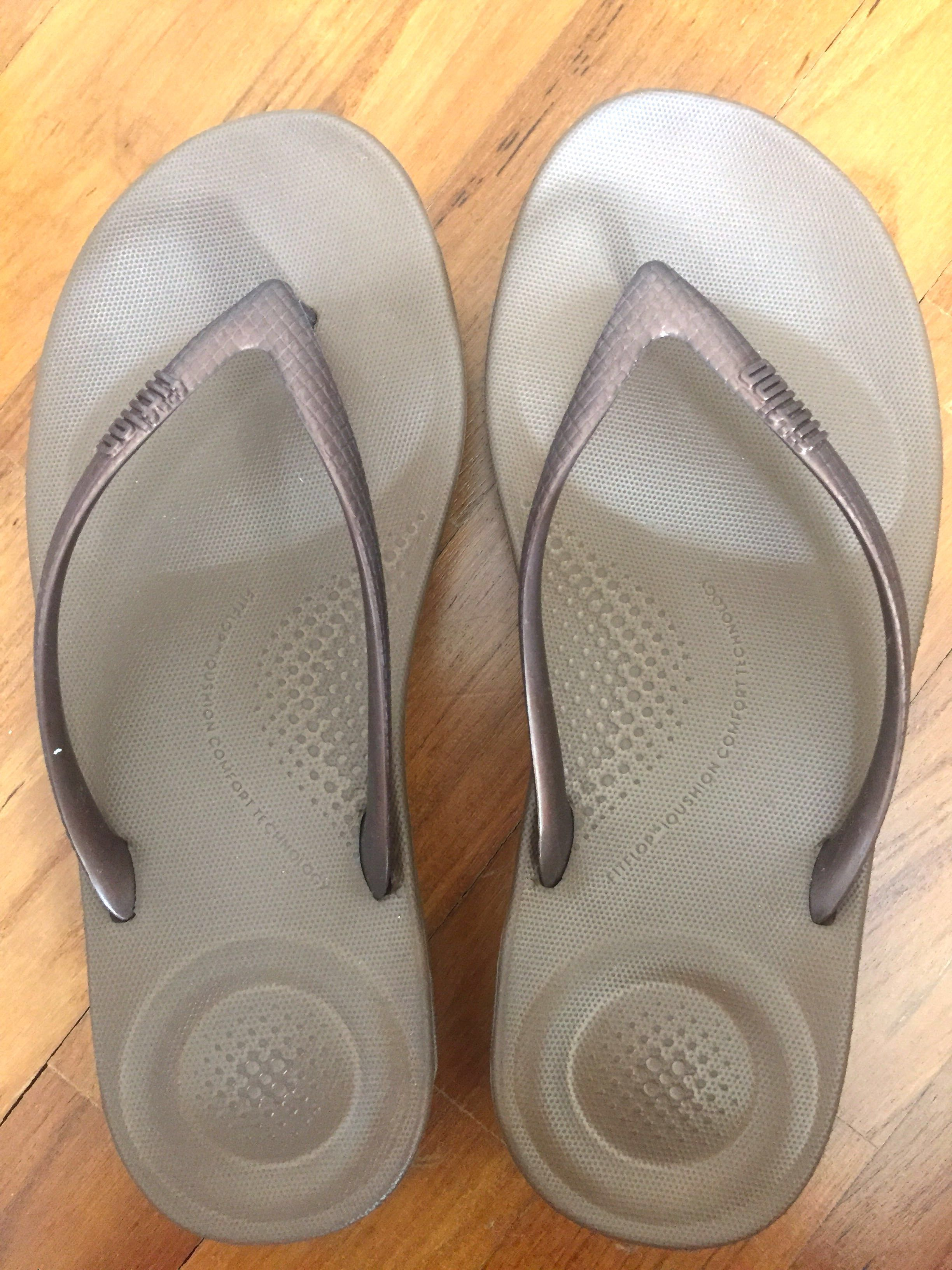 21d58f573 Fitflop Iqushion Ergonomic Flip-flops