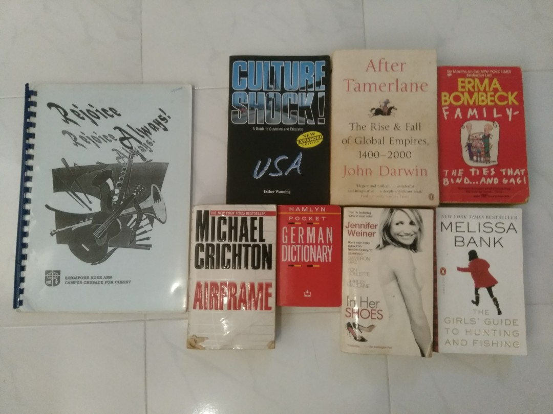 Free Books And Guitar Chords Books Stationery Fiction On Carousell