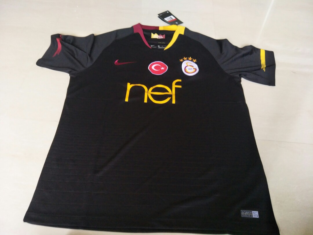 bc40af4a47c Galatasaray 18-19 Away Jersey