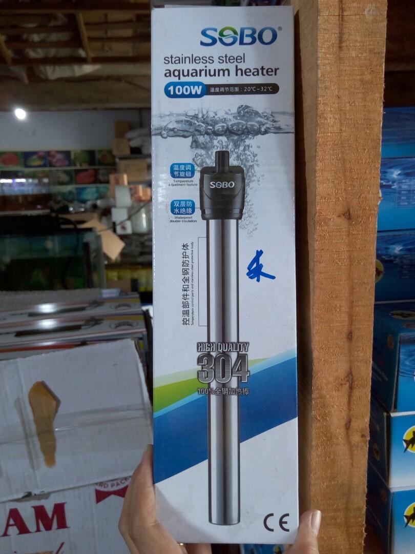 Heater Akuarium Perlengkapan Hewan Aksesoris Di Carousell Aquarium Nikita Size L Ukuran 40 X 25 28cm