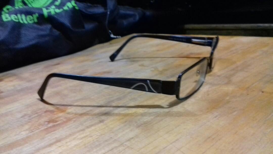 kacamata merk Toujours original frame