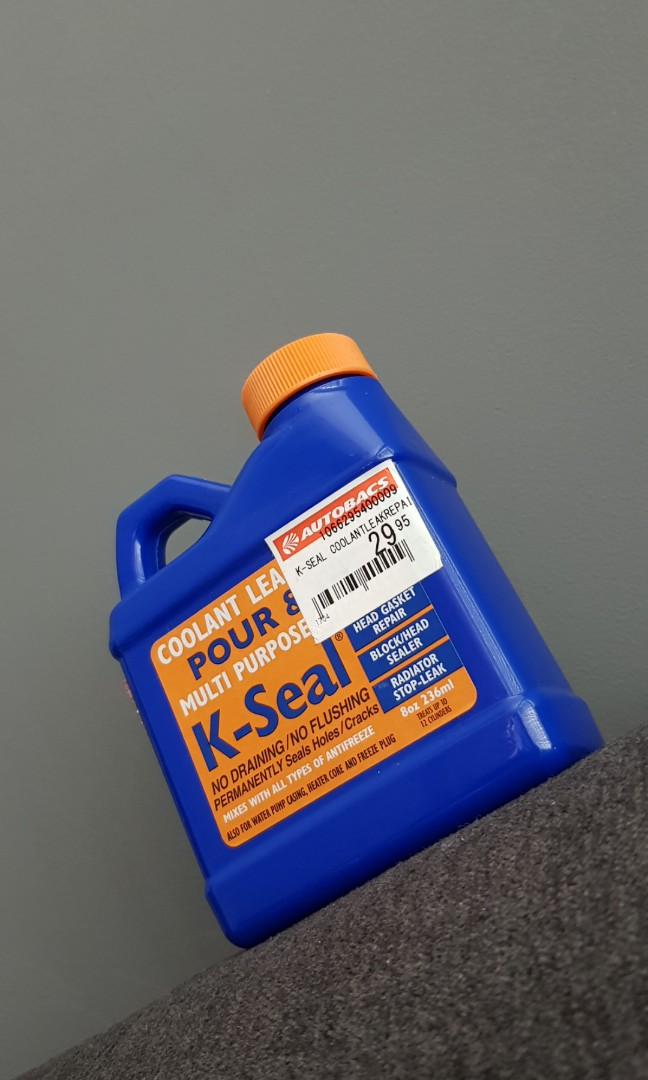 K-Seal Coolant Leak Repair