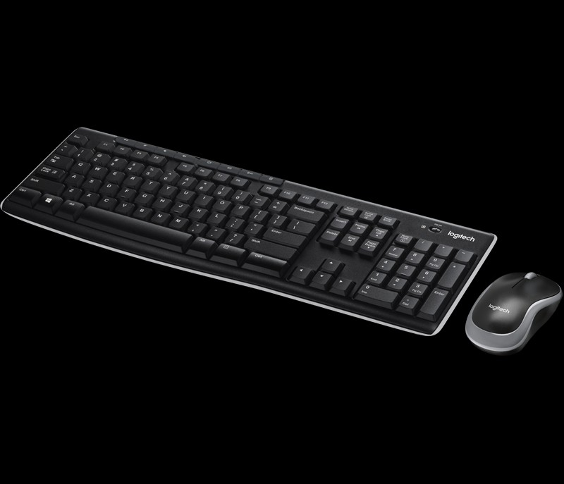 b5fb691d1d7 Logitech K270 Wireless Keyboard Mouse combo, Electronics, Computer ...