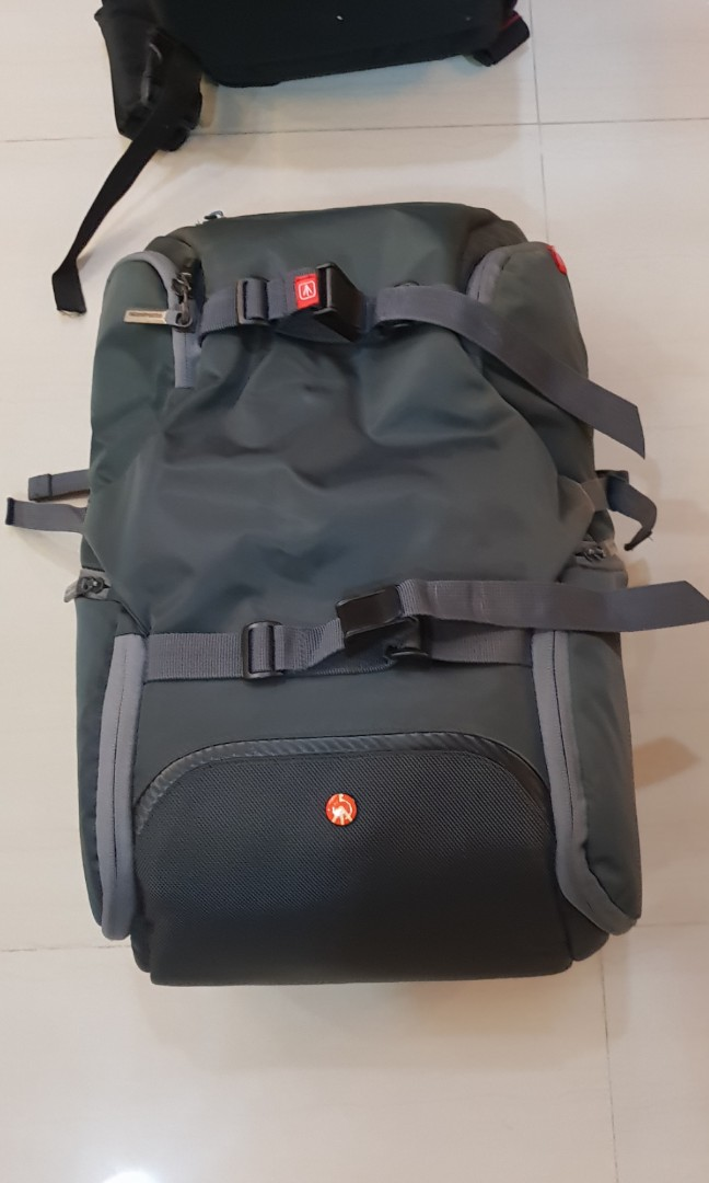 9218b28a9f Manfrotto Advanced Travel Camera Backpack