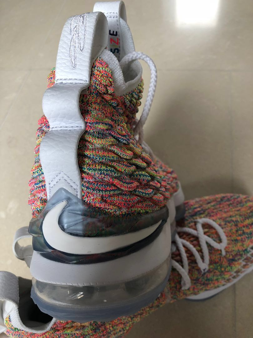 16b0189a966d New Nike Lebron XV 15 Cereal