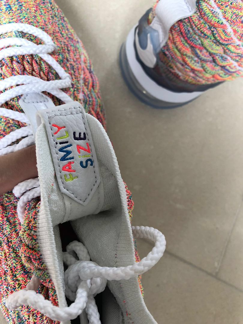 a9899a540fdf New Nike Lebron XV 15 Cereal