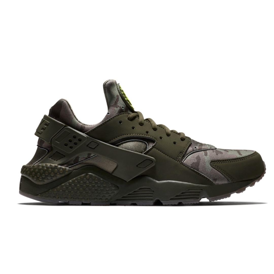 28762ce9cc1f Nike Air Huarache Camo Green
