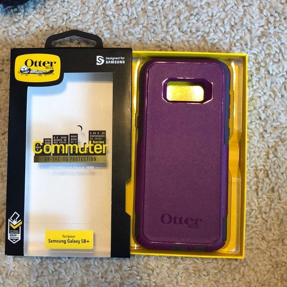 the latest 6584f 10a3f S8 Plus Otterbox Commuter Case