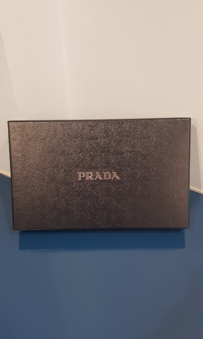 48137a17f76a Prada Gift Box (free local courier delivery above $25 purchases ...