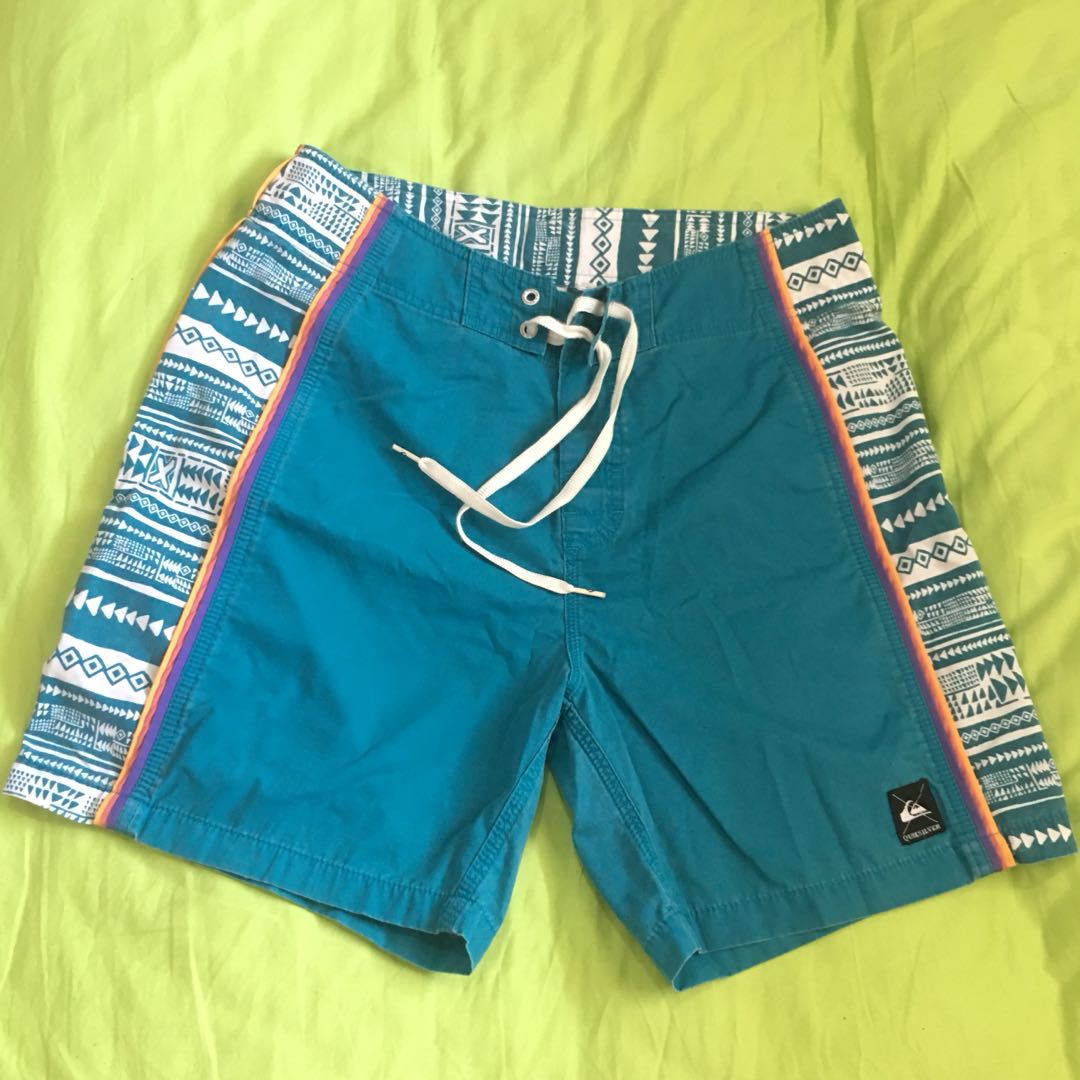 637b928ae721 Quiksilver board shorts, Men's Fashion, Clothes, Bottoms on Carousell