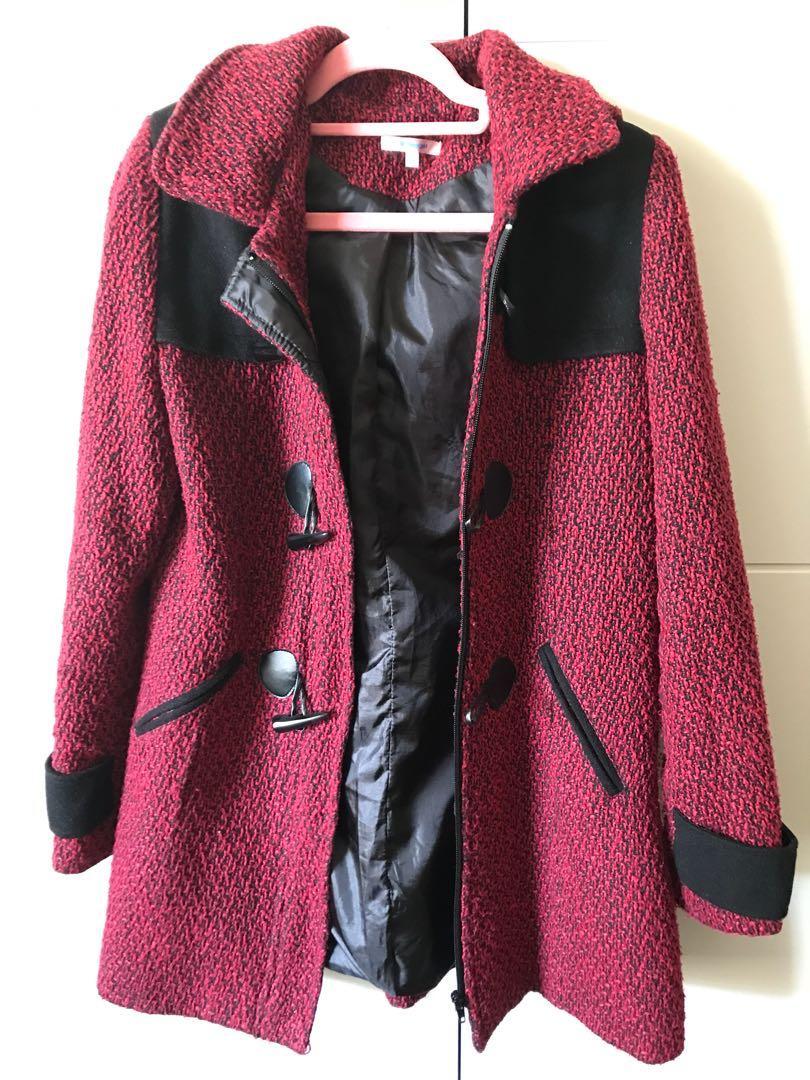 Red coat - valleygirl