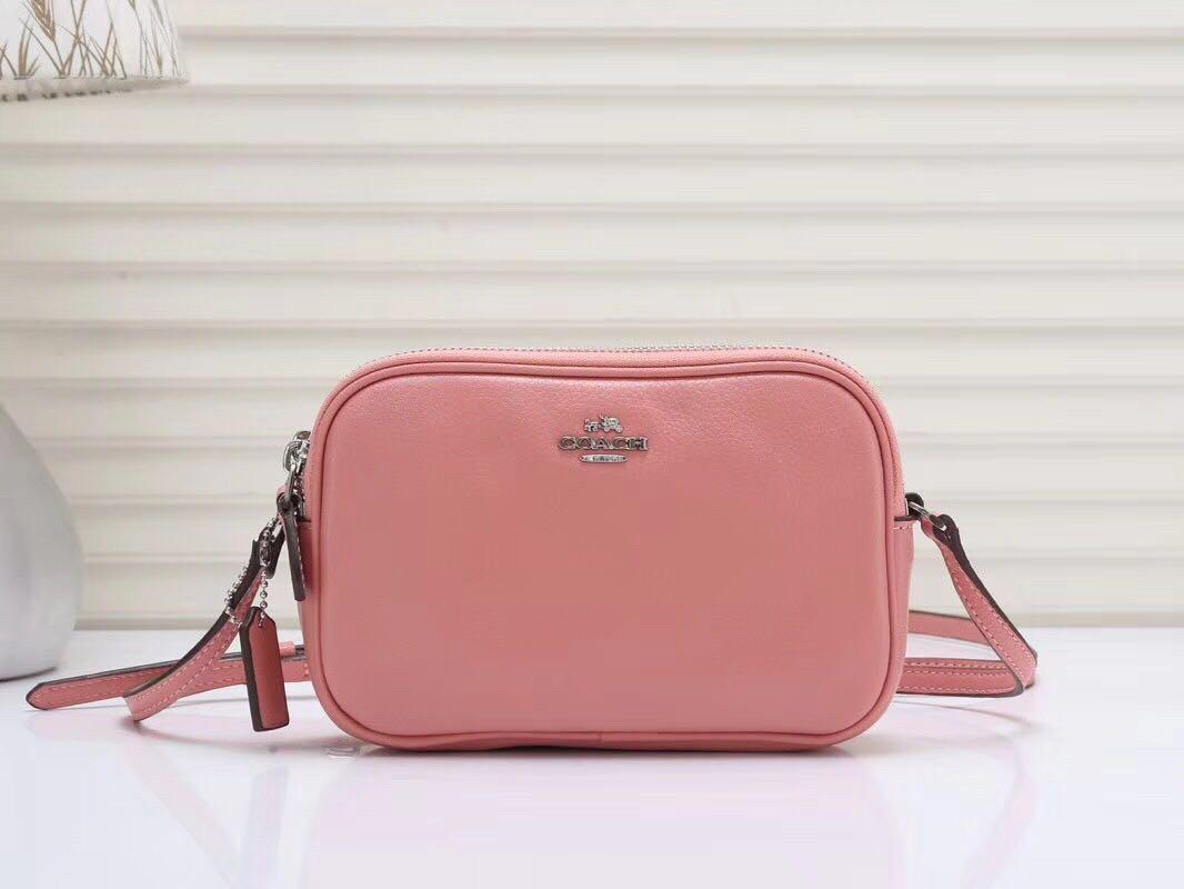 273d714e78bd Sale!! Coach double zip sling bag