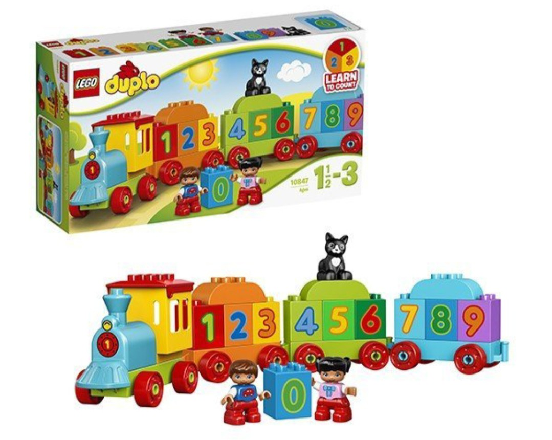 Sale LEGO DUPLO ABC train