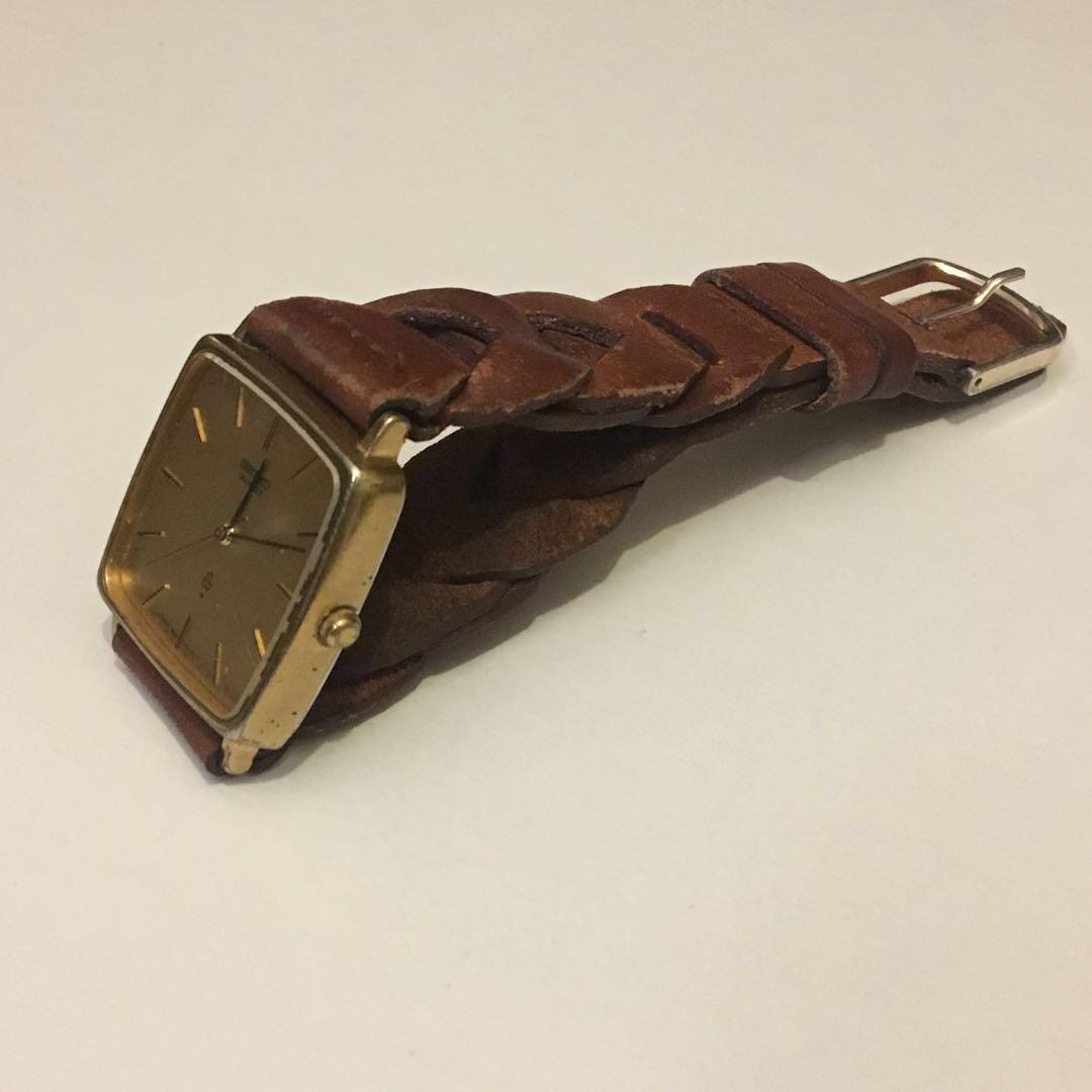 Seiko Quartz Vintage Watch 精工 中古 懷舊 石英錶