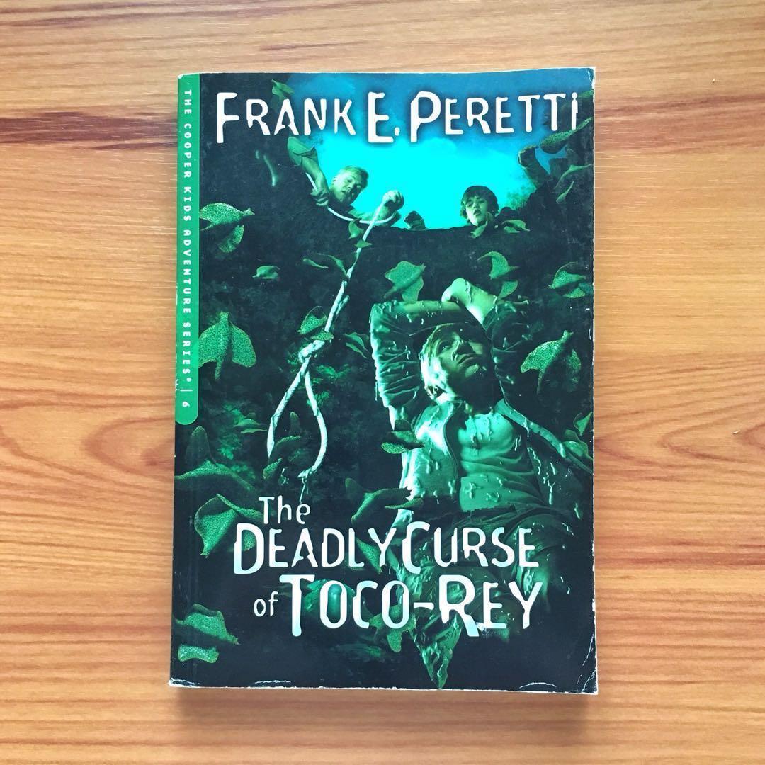 frank peretti books in order