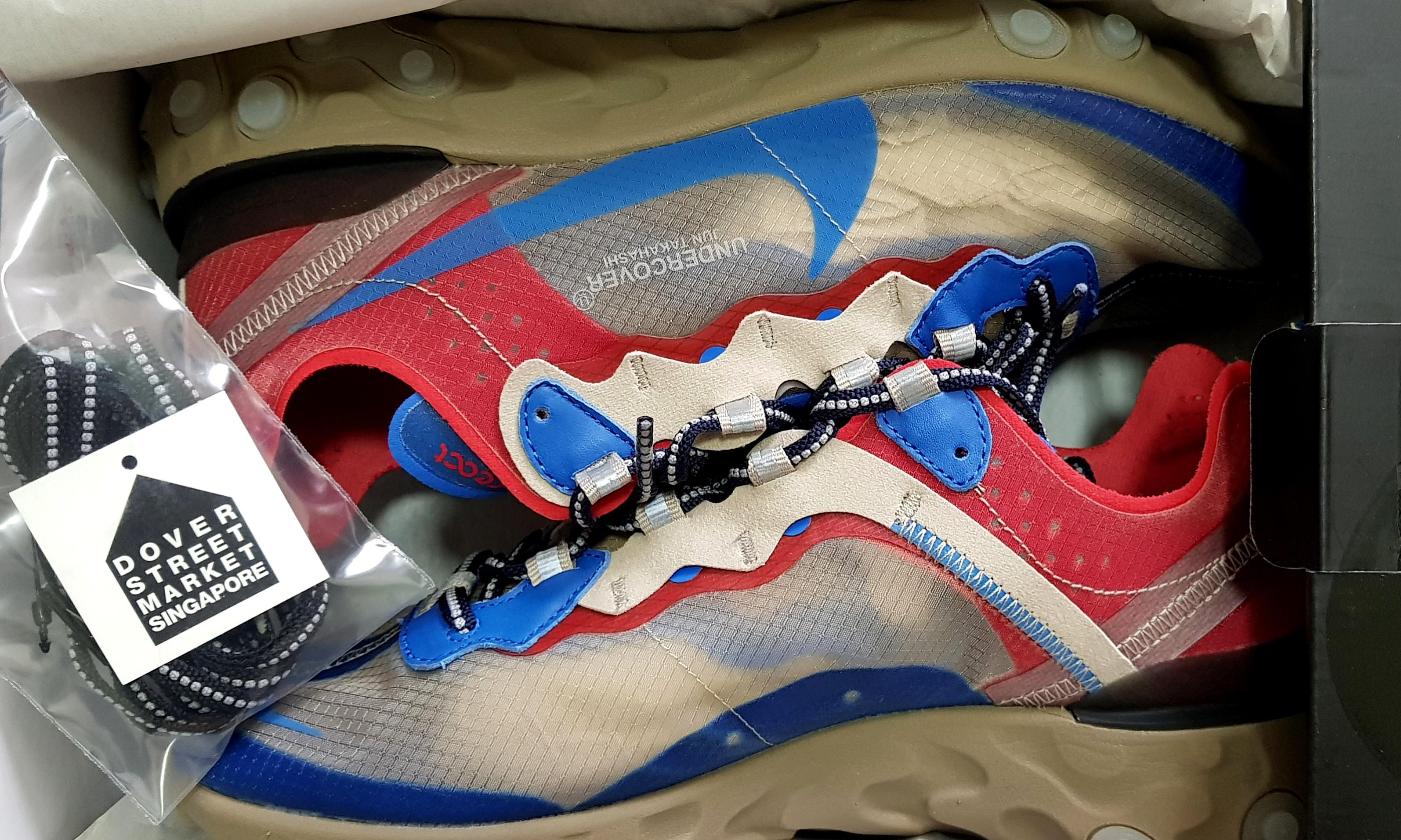 e167e73538261 UNDERCOVER x Nike React Element 87