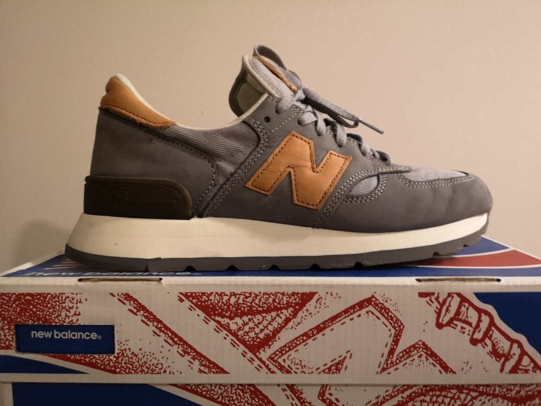 low priced 49a36 bd495 Us8 new balance 990