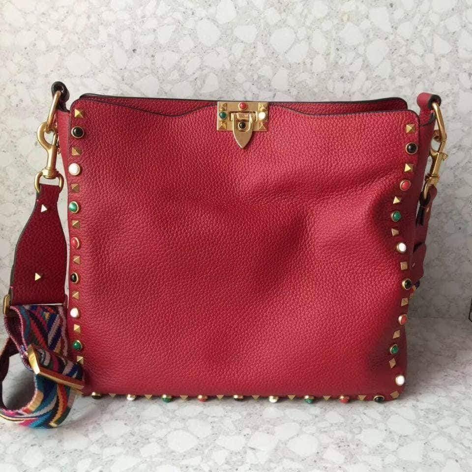 ae761c6f24e2 Valentino Garavani Rockstud Crossbody Bag