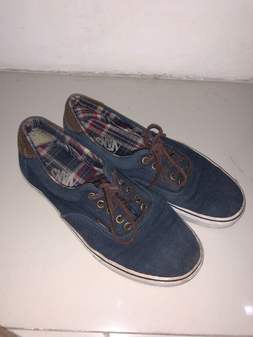 9197b445464 Vans Authentic Navy Blue