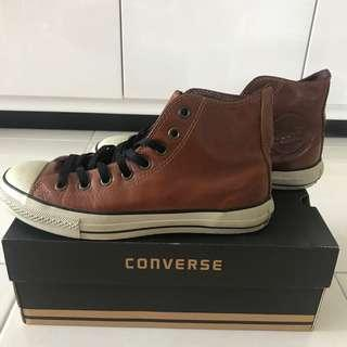 Converse Chuck Taylor Leather - Brown