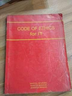 Code of Ethics for IT