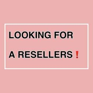 LOOKING FOR A RESELLERS❗️❗️
