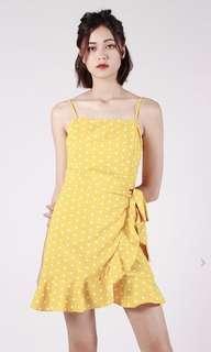 🚚 Kissablebella Dubai Polka Cami Dress