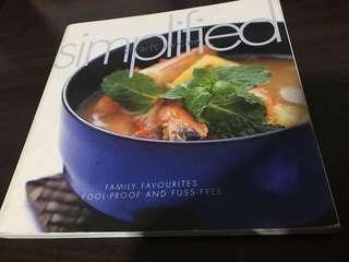 Straits cuisine cookbook