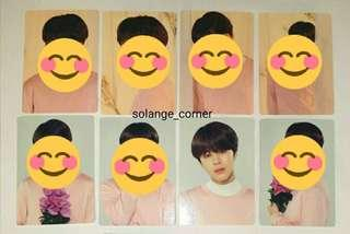 [WTB/LF] BTS Love Yourself World Tour Mini Photocards