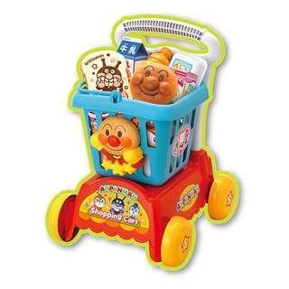 🇯🇵日本直送 Anpanman 麵包超人購物車(3歲或以上)