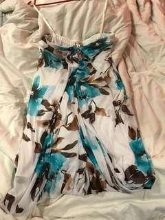 Danial yam dress