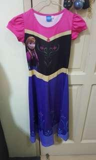 Frozen Anna costume dress