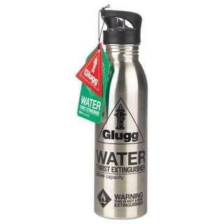 Thirst Extinguisher Waterbottle Designed by Wild & Wolf (United Kingdom) 創意水壺