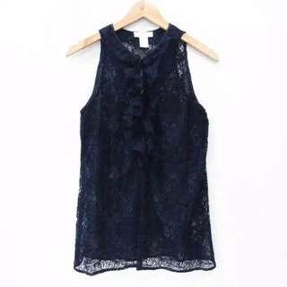 Mini dress black real pict #Carousellatma