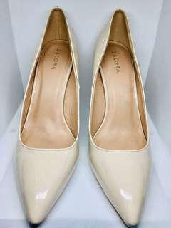 Zalora Nude Stilletos