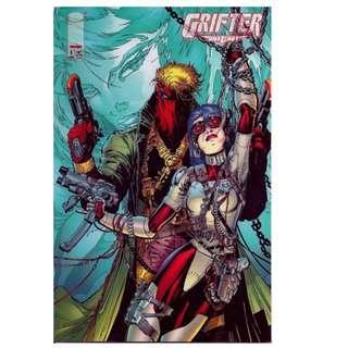GRIFTER: ONE SHOT #1 (IMAGE COMICS)